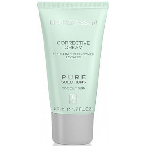 Crema Tratament Anti-acnee - Corrective Cream - Bruno Vassari - 50 Ml