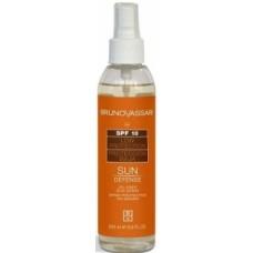 Spray cu protectie solara fara ulei - Oil Free Sun Spray SPF 10 - Bruno Vassari - 200 ml
