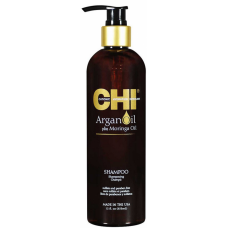 Sampon hidratant cu ulei de argan pentru par deshidratat si degradat - Shampoo - Argan Oil - CHI - 355 ml