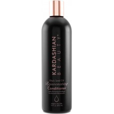 Balsam hidratant pentru parul uscat - Rejuvenating Conditioner - Black Seed Oil - Kardashian Beauty - 355 ml