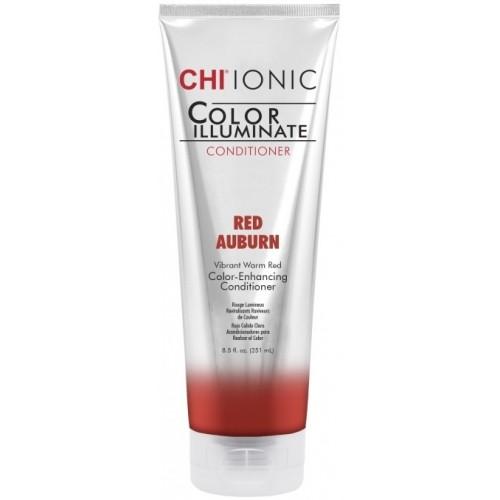 Balsam Nuantator Pentru Nuante Vibrante De Rosu - Red Auburn Conditioner -  Color Illuminate - Chi - 251 Ml