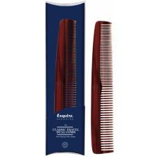 Pieptan duo pentru barbati - Classic Travel Dual Comb - Esquire Grooming