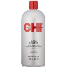 Sampon terapeutic hidratant - Moisture Therapy Shampoo - Infra Shampoo - CHI - 946 ml
