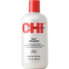 Tratament regenerant cu matase naturala - Silk Infusion - CHI - 355 ml