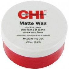 Ceara mata cu fixare puternica - Matte Wax - CHI - 74 G