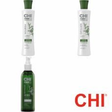 Kit impotriva caderii parului - Power Plus - CHI - 3 produse cu 15% discount