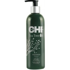 Sampon fara sulfati si parabeni - Sulfate And Paraben Free Shampoo - Tea Tree Oil - CHI - 355 ml