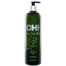 Sampon fara sulfati si parabeni - Sulfate And Paraben Free Shampoo - Tea Tree Oil - CHI - 739 ml