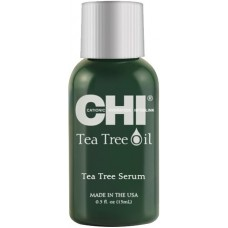 Ulei tratament hidratant pentru par si scalp fara parabeni - Tea Tree Serum - Tea Tree Oil - CHI - 15 ml