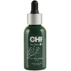 Ulei tratament hidratant pentru par si scalp fara parabeni - Tea Tree Serum - Tea Tree Oil - CHI - 59 ml