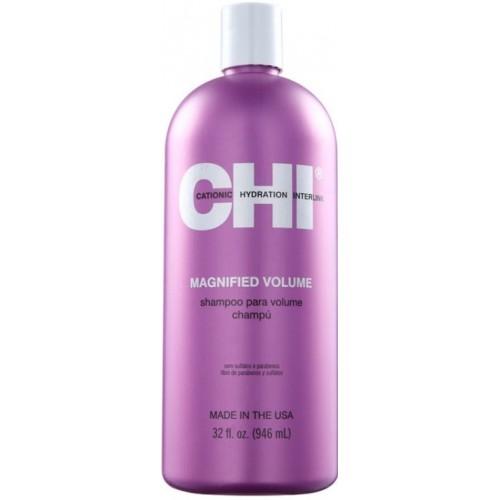 Sampon De Curatare Pentru Volum - Shampoo - Magnified Volume - Chi - 946 Ml