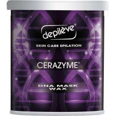 Ceara elastica anti imbatranire pentru piele sensibila - DNA Mask Wax - Cerazyme - Depileve - 800 gr