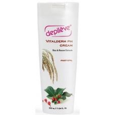 Crema calmanta dupa epilare - Vitalderm - Post Epil - Depileve - 200 ml