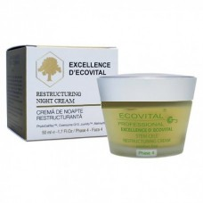 Crema de noapte regeneranta - Restructuring Night Cream - Excellence D'Ecovital - Ecovital - 50 ml