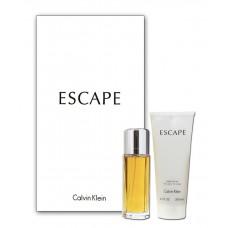Set apa de parfum + lotiune de corp pentru femei - Escape - Calvin Klein - 100 ml + 200 ml