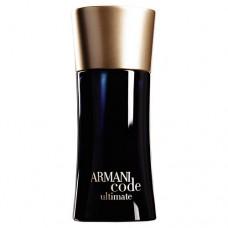 Apa de toaleta intensa (barbati) - Eau De Toilette Intense - Armani Code Ultimate - Giorgio Armani - 75 ml