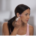 Epilator facial hipoalergenic (placat cu aur), fără durere, pentru femei - 18K Gold-Plated Facial Hair Remover - GLEMIS™