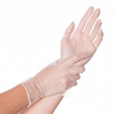 Manusi profesionale pentru vopsit - Size L - Tinting Gloves - Elumen - Goldwell - 100 buc.