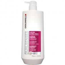 Balsam pentru descalcirea parului vopsit - Detangling Conditioner - Color Extra Rich - Goldwell - 750 ml