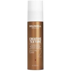 Gel tip ceara pentru ultra stralucire - Crystal Turn - Creative Texture - Stylesign - Goldwell - 100 ml