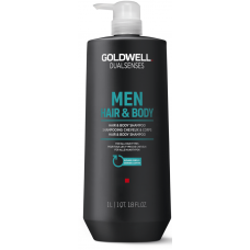 Sampon revitalizat pentru barbati (par si corp) - Hair & Body Shampoo - Goldwell - 1000 ml