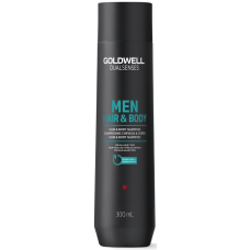 Sampon revitalizat pentru barbati (par si corp) - Hair & Body Shampoo - Goldwell - 300 ml