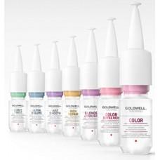 Set 7 fiole pentru toate tipurile de par - Instant Beauty Boosts - Dualsenses - Goldwell - 7x18 ml