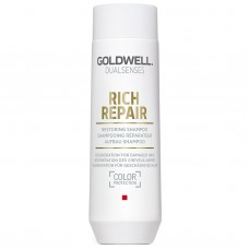 Sampon reparator pentru par intens degradat - Restoring Shampoo - Rich Repair - DualSenses - Goldwell - 250 ml