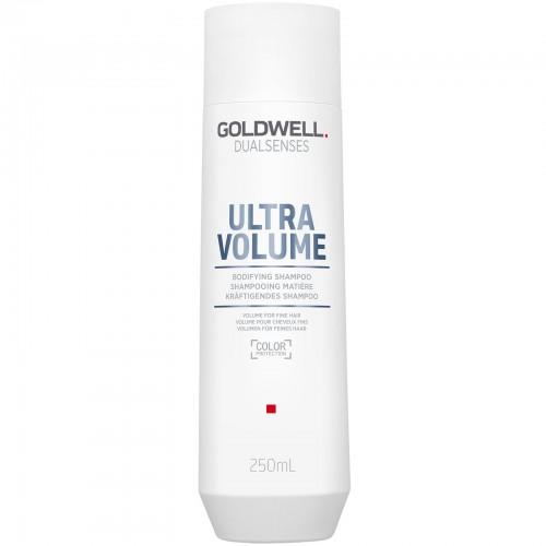 Sampon Pentru Volum - Bodifying Shampoo - Ultra Volume - Dualsenses - Goldwell - 250 Ml
