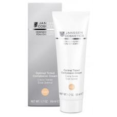 Crema Pigmentata Light - Optimal Tinted Complexion Cream - Demanding Skin - Janssen Cosmetics - 50 ml