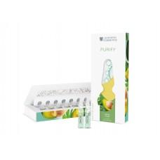Ser Pentru Detoxifierea Tenului - Detox Fluid - Purify - Janssen Cosmetics - 7x2 ml