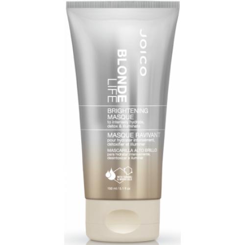 Masca Iluminatoare Pentru Parul Blond - Brightening Masque - Blonde Life - Joico - 150 Ml