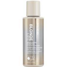 Sampon iluminator pentru parul blond - Brightening Shampoo - Blonde Life - Joico - 50 ml