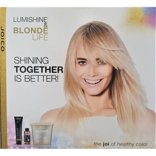Kit Complet Pentru Par Blond - Intro Kit Blonde Life - Joico