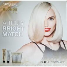 Kit complet pentru par blond - Intro Kit Vero K-pak - Joico