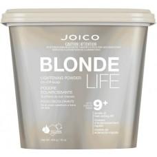 Pudra decoloranta cu uleiuri esentiale - Lightening Powder - Blonde Life - Joico - 454 gr