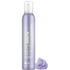 Spuma nuantatoare pentru par blond - Violet Smoothing Foam - Blonde Life - 200 ml
