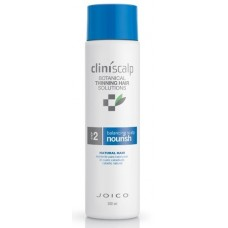 Balsam hidratant anti-cadere pentru par natural - Balancing Scalp Nourish - CliniScalp - Joico - 300 ml