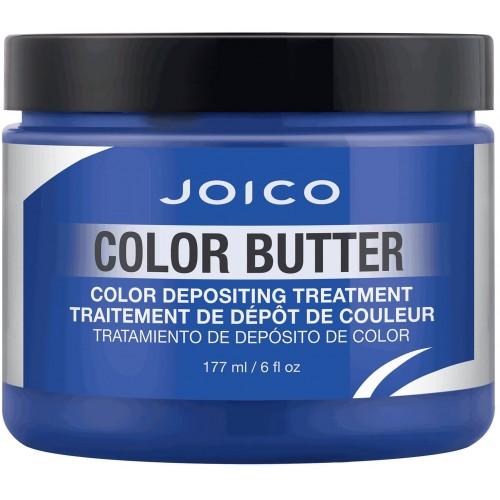Tratament Nuantator Pentru Par - Color Depositing Treatment - Color Butter - Blue - Joico - 177 Ml