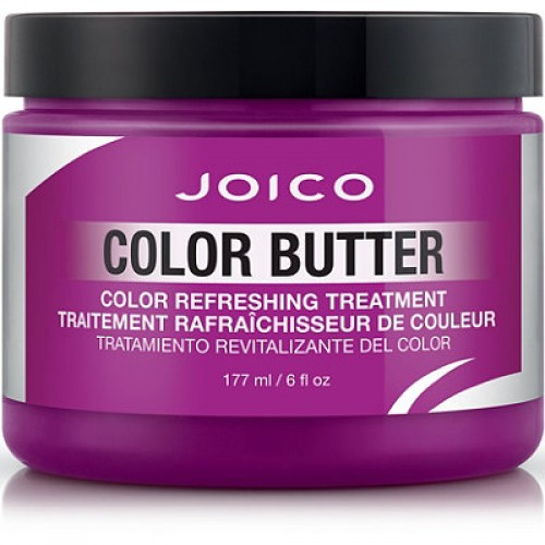 Tratament Nuantator Pentru Par - Color Depositing Treatment - Color Butter - Pink - Joico - 177 Ml