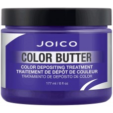 Tratament nuantator pentru par - Color Depositing Treatment - Color Butter - Purple - Joico - 177 ml