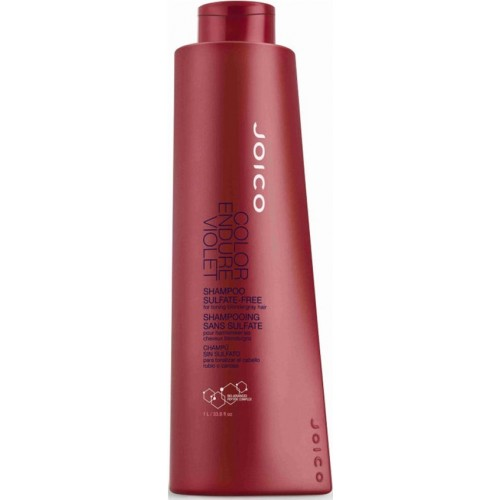 Șampon Cu Reflexii Violet Pentru Păr Blond - Color Endure - Sulfate Free Shampoo - Violet - Joico - 1000 Ml