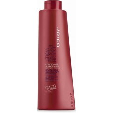Balsam cu reflexii violet pentru par blond - Conditioner - Color Endure - Violet - Joico - 1000 ml
