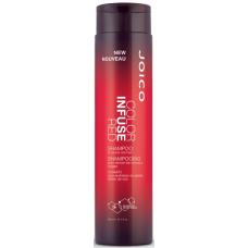 Sampon pigmentat pentru intretinerea parului roscat - Red Shampoo - Color Infuse - Joico - 300 ml