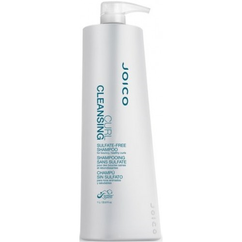 Şampon Pentru Bucle - Curl Cleansing Shampoo - Joico - 1000 Ml