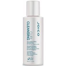 Sampon pentru bucle - Curl Cleansing Shampoo - Joico - 50 ml