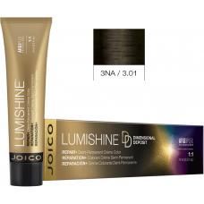 Vopsea lichida demi-permanenta profesionala - 3NA - Demi-Permanent Liquid Color - Dimensional Deposit - Lumishine - Joico - 60 ml