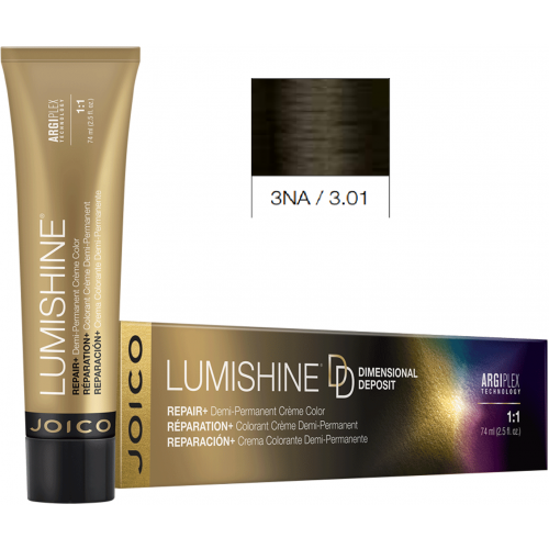 Vopsea Lichida Demi-permanenta Profesionala - 3na - Demi-permanent Liquid Color - Dimensional Deposit - Lumishine - Joico - 60 Ml