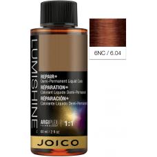 Vopsea lichida demi-permanenta profesionala - 6NC - Demi-Permanent Liquid Color - Lumishine - Joico - 60 ml
