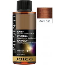 Vopsea lichida demi-permanenta profesionala - 7NC - Demi-Permanent Liquid Color - Lumishine - Joico - 60 ml